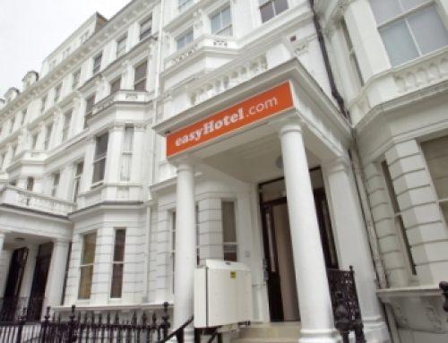 EasyHotel, South Kensington, London